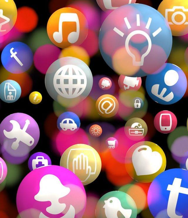 icon, app, networks
